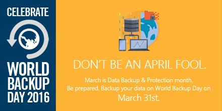 Backup Data