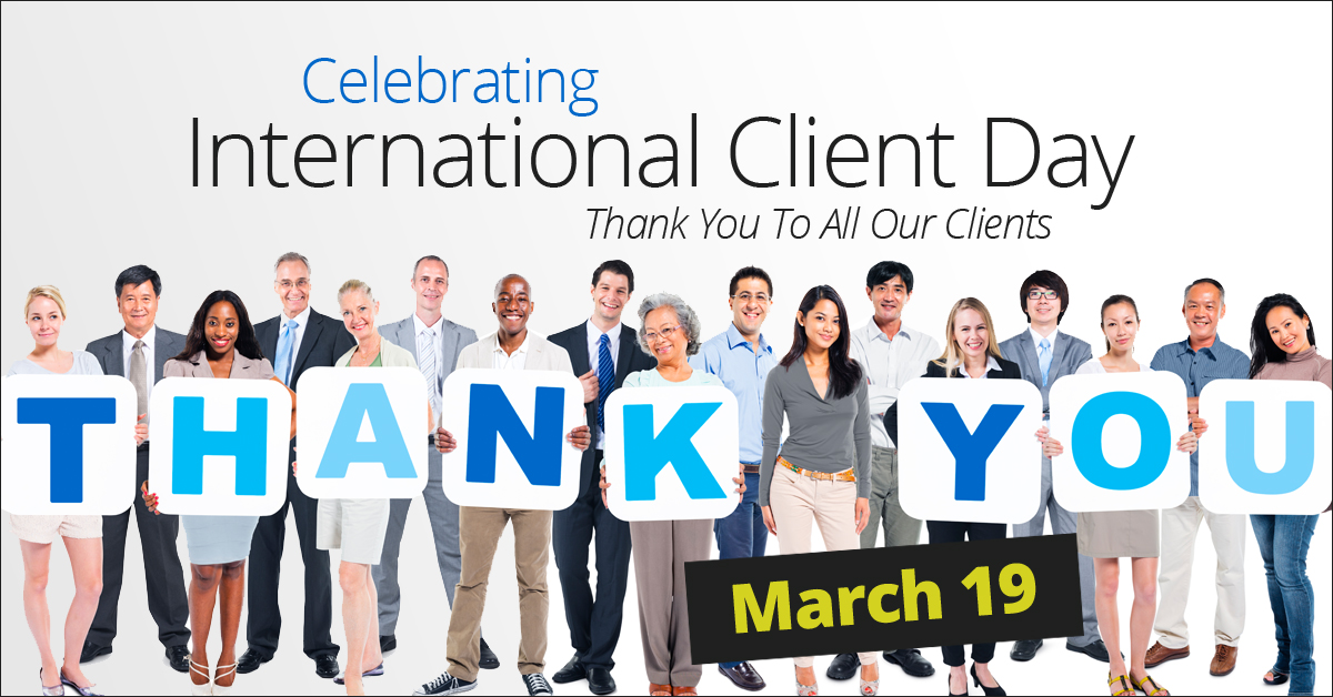 Happy Client Day