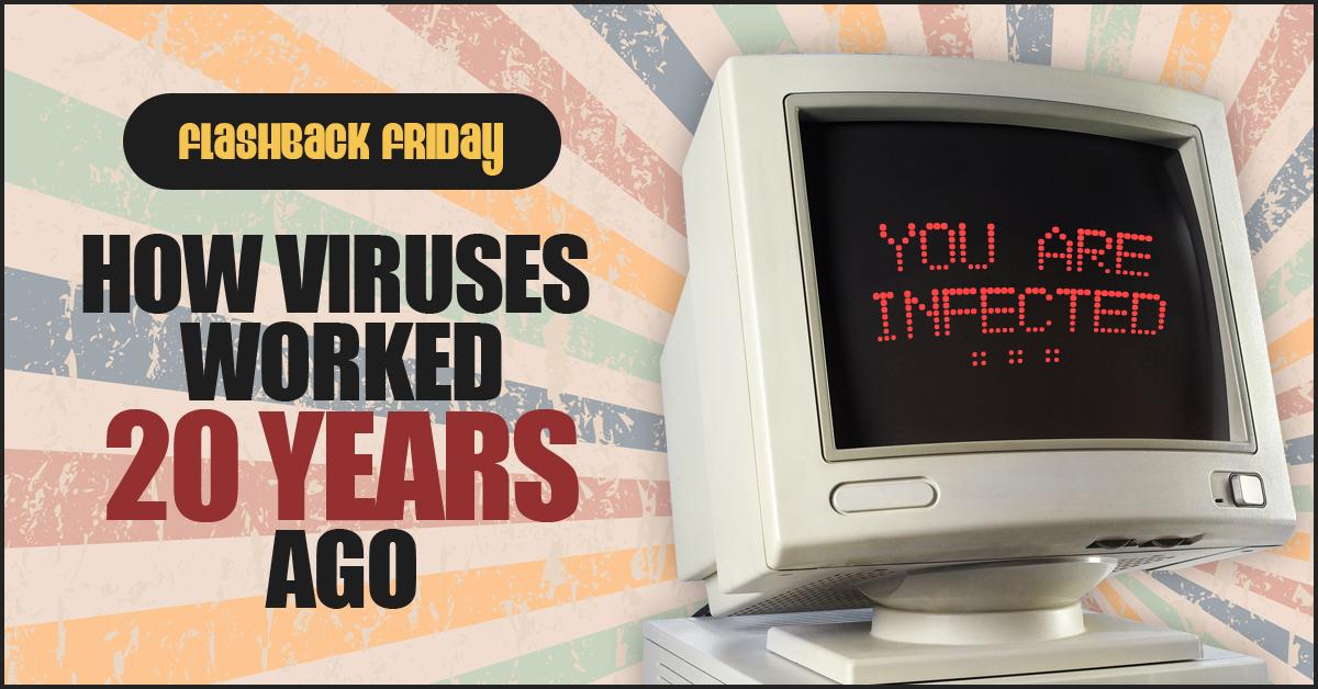 20 years of viruses